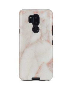 Rose Gold Marble LG G7 ThinQ Pro Case