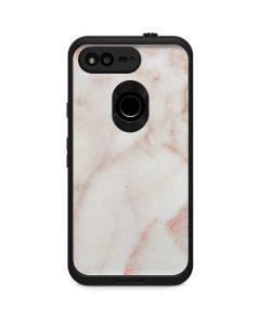 Rose Gold Marble LifeProof Fre Google Skin