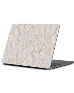 Rose Gold Marble Apple MacBook Pro 13-inch Skin