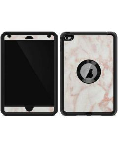 Rose Gold Marble Otterbox Defender iPad Skin