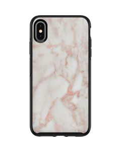 Rose Gold Marble Otterbox Symmetry iPhone Skin