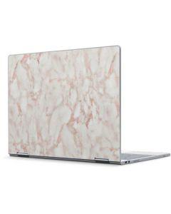 Rose Gold Marble Pixelbook Skin