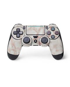 Rose Gold Marble PS4 Pro/Slim Controller Skin