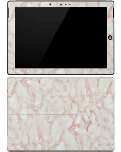 Rose Gold Marble Surface 3 Skin