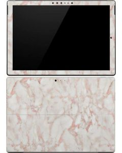 Rose Gold Marble Surface Pro (2017) Skin