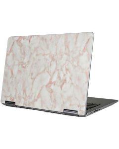 Rose Gold Marble Yoga 710 14in Skin
