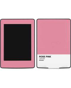Rose Pink Amazon Kindle Skin