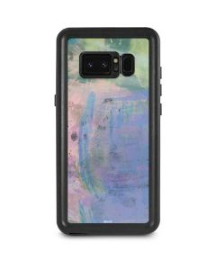 Rose Quartz & Serenity Abstract Galaxy Note 8 Waterproof Case