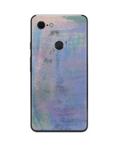 Rose Quartz & Serenity Abstract Google Pixel 3 XL Skin