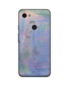 Rose Quartz & Serenity Abstract Google Pixel 3a XL Skin