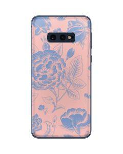 Rose Quartz & Serenity Floral Galaxy S10e Skin