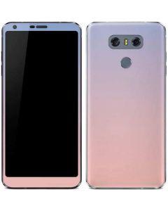 Rose Quartz & Serenity Ombre LG G6 Skin