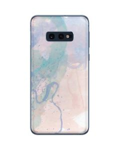 Rose Quartz & Serenity Splatter Galaxy S10e Skin