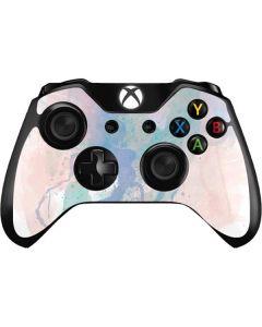 Rose Quartz & Serenity Splatter Xbox One Controller Skin