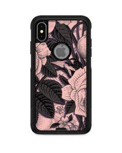 Rose Quartz Floral Otterbox Commuter iPhone Skin