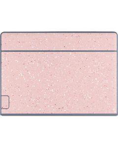 Rose Speckle Galaxy Book Keyboard Folio 12in Skin