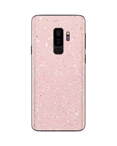 Rose Speckle Galaxy S9 Plus Skin
