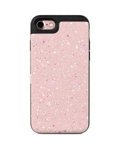 Rose Speckle iPhone 7 Wallet Case