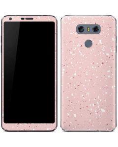 Rose Speckle LG G6 Skin
