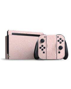 Rose Speckle Nintendo Switch Bundle Skin