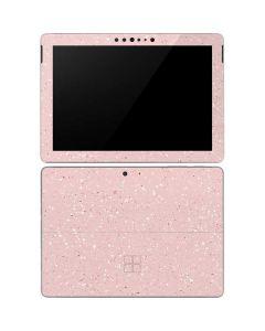 Rose Speckle Surface Go Skin