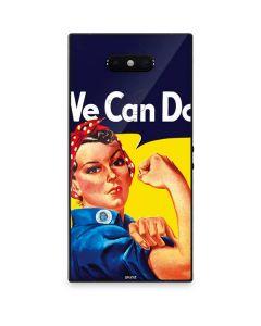 Rosie The Riveter Vintage War Poster Razer Phone 2 Skin