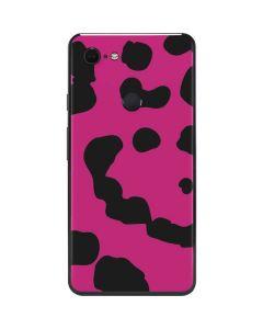 Rosy Leopard Google Pixel 3 XL Skin