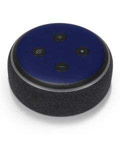 Royal Blue Amazon Echo Dot Skin