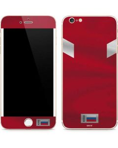 Russia Soccer Flag iPhone 6/6s Plus Skin