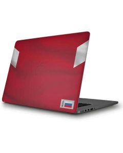 Russia Soccer Flag Apple MacBook Pro Skin