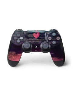 Rustic Musical Heart PS4 Pro/Slim Controller Skin
