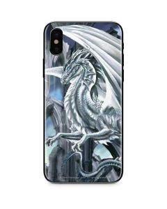 Ruth Thompson Checkmate Dragons iPhone X Skin