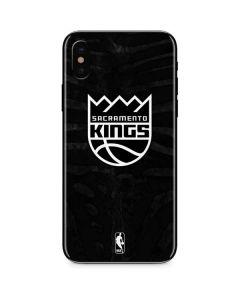 Sacramento Kings Animal Print iPhone X Skin