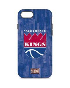 Sacramento Kings Hardwood Classics iPhone 8 Pro Case