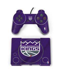 Sacramento Kings Jersey PlayStation Classic Bundle Skin