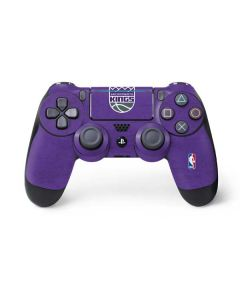 Sacramento Kings Purple Distressed PS4 Pro/Slim Controller Skin