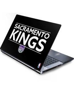 Sacramento Kings Standard - Black Generic Laptop Skin