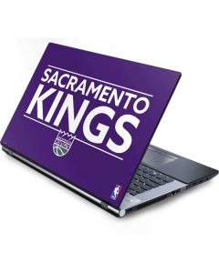 Sacramento Kings Standard - Purple Generic Laptop Skin