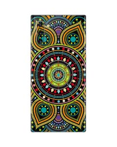 Sacred Wheel Colored Galaxy Note 10 Skin
