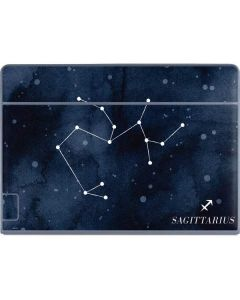 Sagittarius Constellation Galaxy Book Keyboard Folio 12in Skin