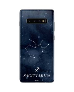 Sagittarius Constellation Galaxy S10 Plus Skin
