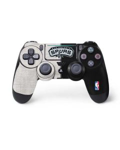 San Antonio Spurs Canvas PS4 Pro/Slim Controller Skin