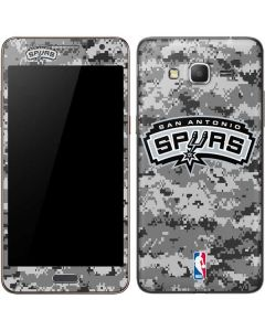 San Antonio Spurs Digi Camo Galaxy Grand Prime Skin