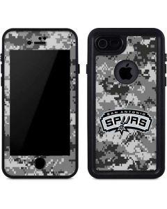 San Antonio Spurs Digi Camo iPhone 7 Waterproof Case
