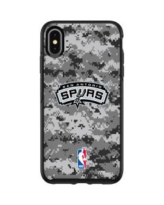 San Antonio Spurs Digi Camo Otterbox Symmetry iPhone Skin