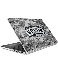 San Antonio Spurs Digi Camo HP Pavilion Skin