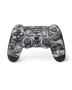 San Antonio Spurs Digi Camo PS4 Controller Skin
