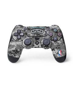 San Antonio Spurs Digi Camo PS4 Pro/Slim Controller Skin