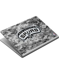 San Antonio Spurs Digi Camo Surface Book Skin