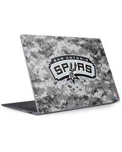 San Antonio Spurs Digi Camo Surface Laptop 2 Skin